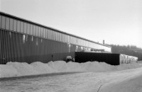 Dalforsån - gamla utlastningshallen