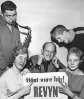 Trettondagsrevyn 1958