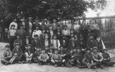 Anställda 1922