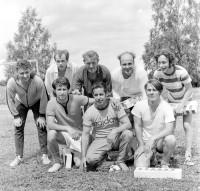 Korpfotbollen samlade många utövare under 1960-70-talen