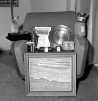 Bordtennis - Korpen - många fina priser delades ut