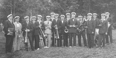Bruksmusikkåren 1926