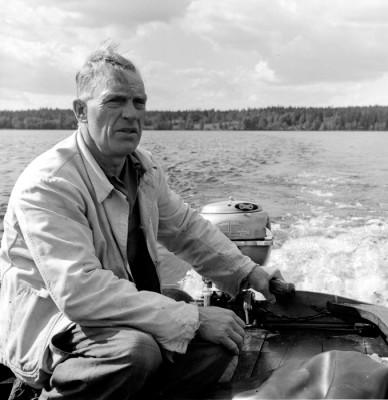 """Skeppare"" Jälkarby-Georg Persson"