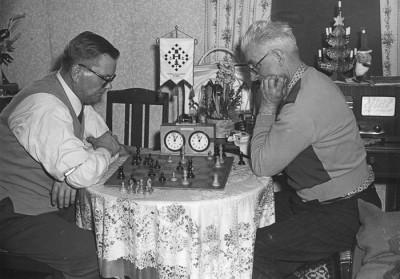 Nyårsschack