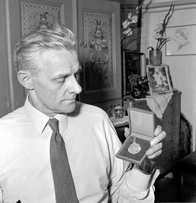 Elis Dahlgren fick under åren flera uppmärksammade utmärkelser