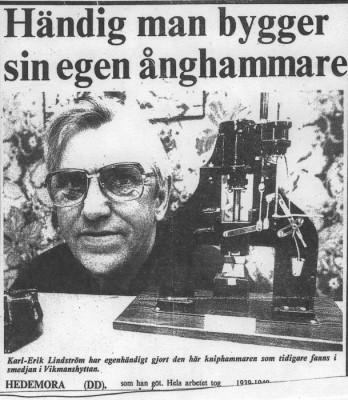 Karl Erik Lindström