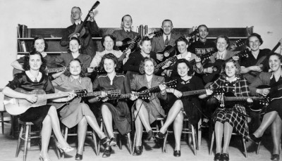 Gitarrcirkel 1945
