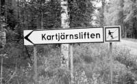Visar vägen...