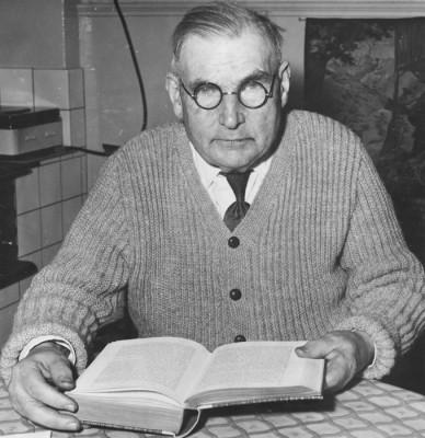 Författaren själv - August Persson