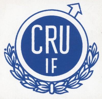 Det nya klubbmärket