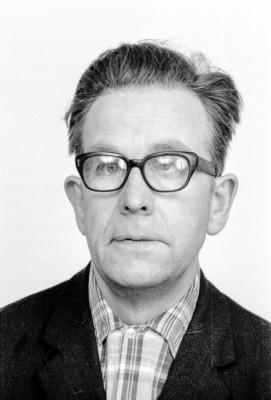 Karl-Gustav Andersson. Ordförande i SSU, 1940-talet.