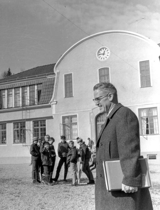 Gösta Floresjö blir ny ordförande i VIF 1964.