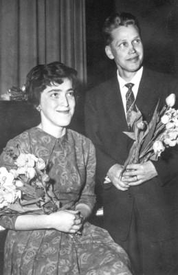 Kerstin Bäcklund & Harry Forsmark