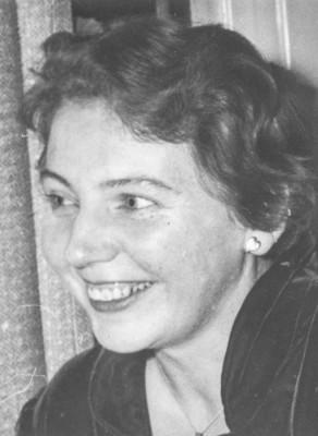 Gertrud Winlund, kårens första flickscoutledare