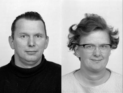 Makarna Paul och Birgit Salåker