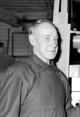 Ernst Hammarström