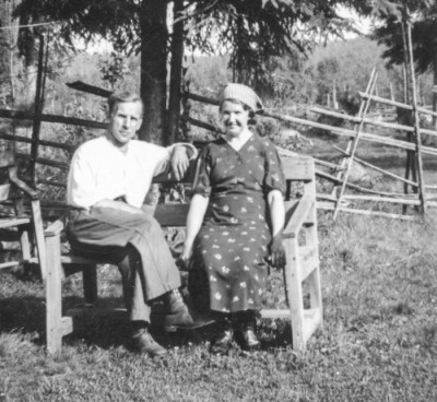 Gustav & Betsy Gröning