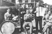 Klas Holst & HB-orkestern