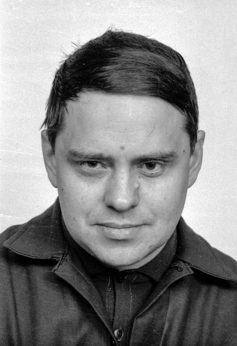 Karl-Erik Bergman - 3-255-KarlErikBergman