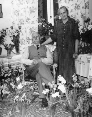 Hilma & PerAugust Pettersson