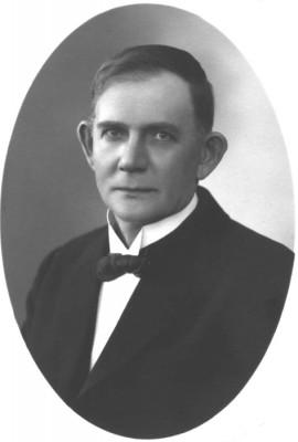 Fredrik Oskar Chef