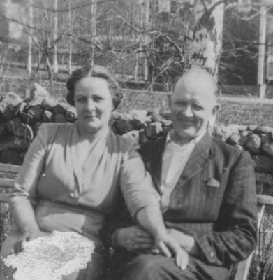 Ruth & Helmer Sundström