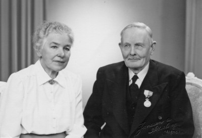 Mia & Axel Andersson