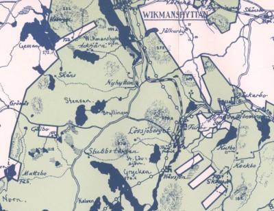 Skånmarken till vänster i illustrationen