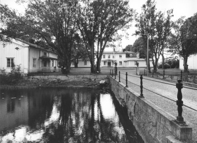 Herrgården - framsidan