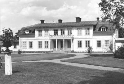 Herrgården - baksidan