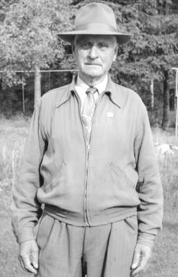 """Sten-Pelle"" Edvard Pettersson"