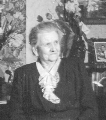 Mor Matilda Karolina Gustavsson