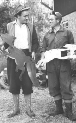 Karl-Ivan och Nor-Erik