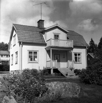 Familjen Sundström var en de första nybyggarna