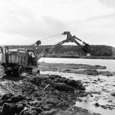 Vattenproblem av stora mått – för bruksindustrin