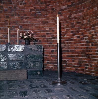 Interiör från kyrkan