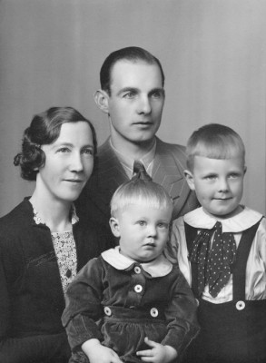 Familjen Ernst & Edit Chef