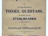 Prislista på tyska