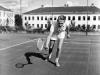 Flitig tennisspelare