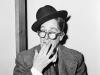 Humorist, spex-makare, musikant och visförfattare: herr Karl-Gustav Andersson.