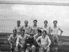 """VIF:s """"elva"""" som 15/8 1943 segrade med 3-2 över Hedemora"""