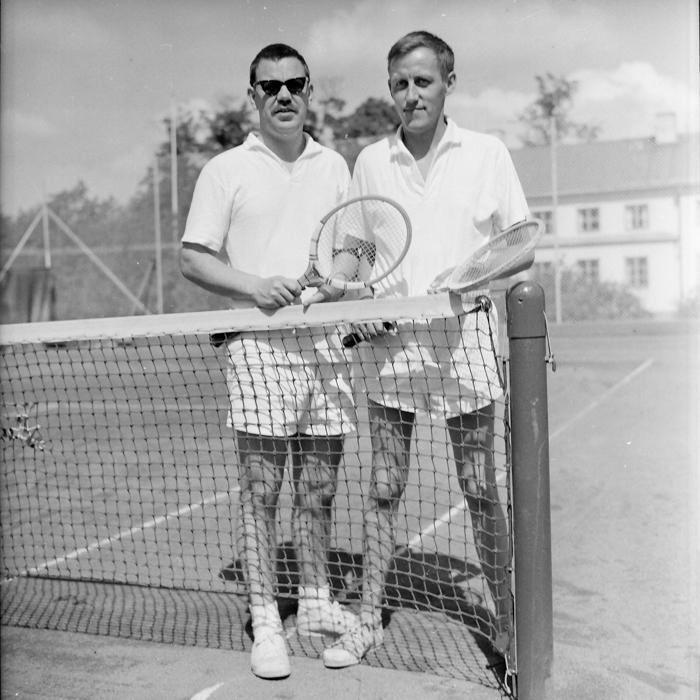Länarth Brötegård & Erik Jonsson
