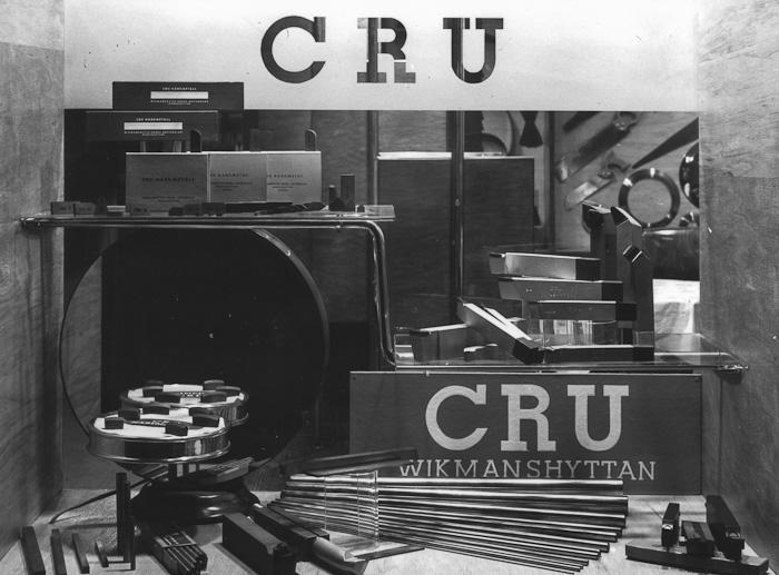 CRU Wikmanshyttan - Hannovermässan