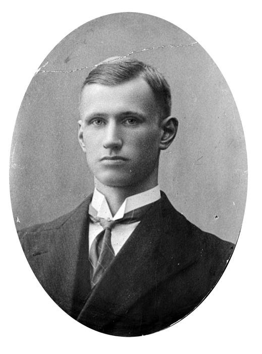Fridolf Tallberg