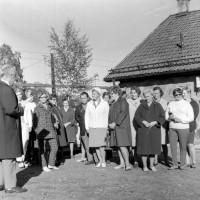 Kvinnlig arbetskraft eftersöktes och erbjöds vid informationsträff
