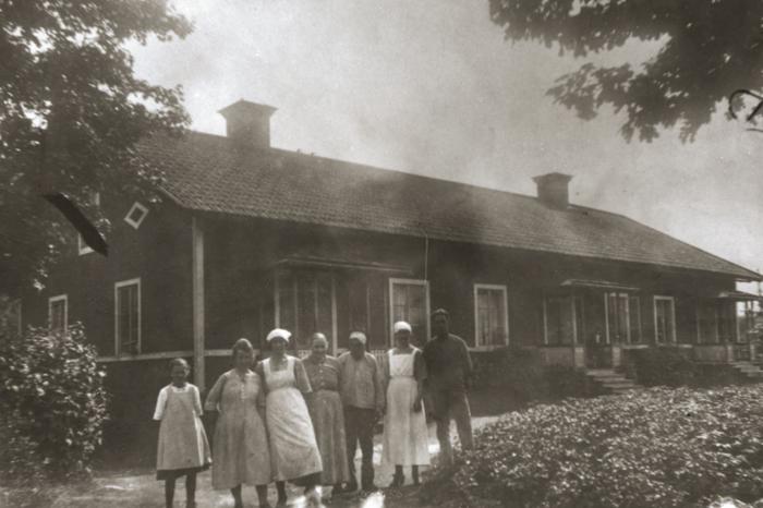 Bergmans-gården
