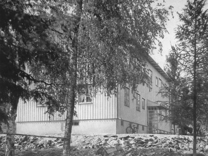 """Brukbostäder - """"Söderfors-hus"""""""