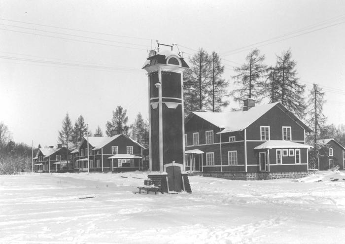 Elcentralen/Tornet på gamla torget