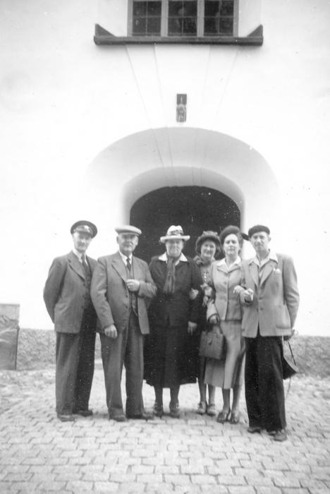 Stora Tunas kyrkoportar